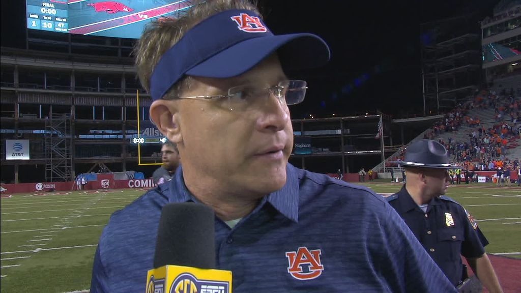 Malzahn 'our guys bounced back'