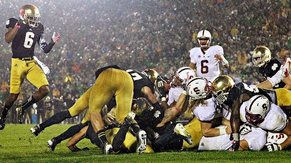 stanford football score tonight college football games to watch this weekend
