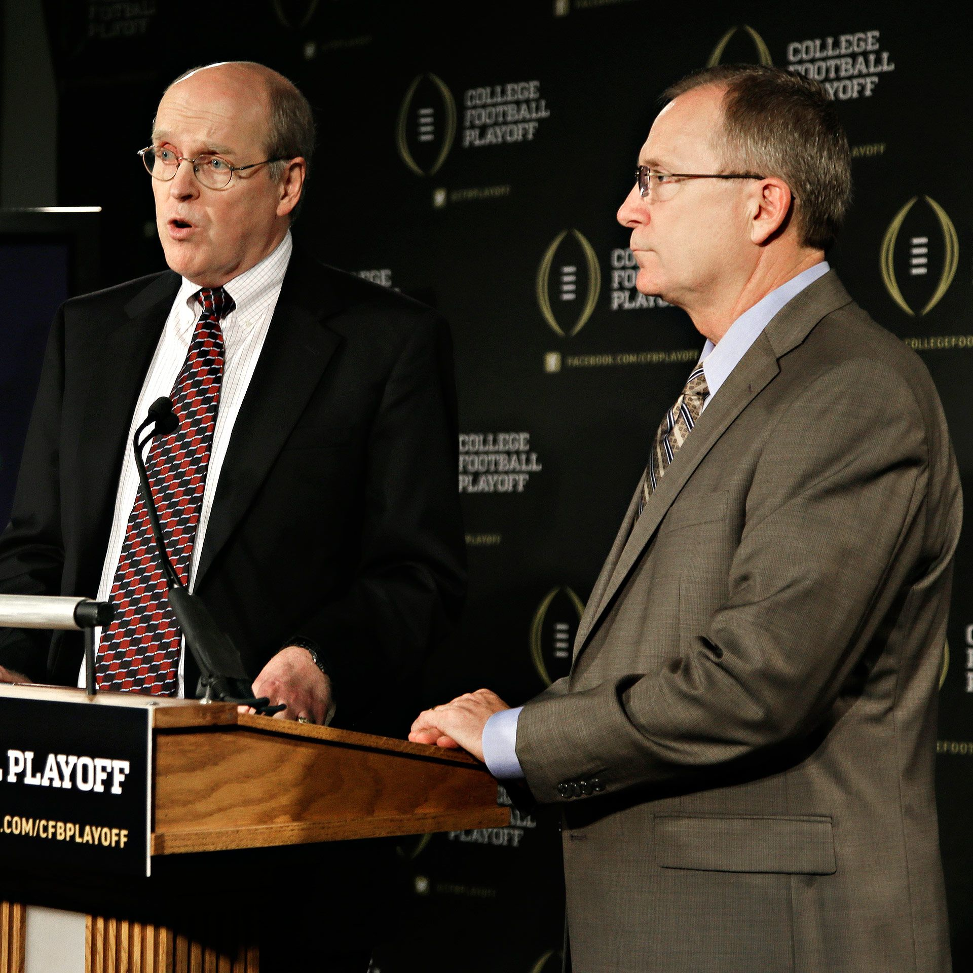cfb playoff committee college football divisions