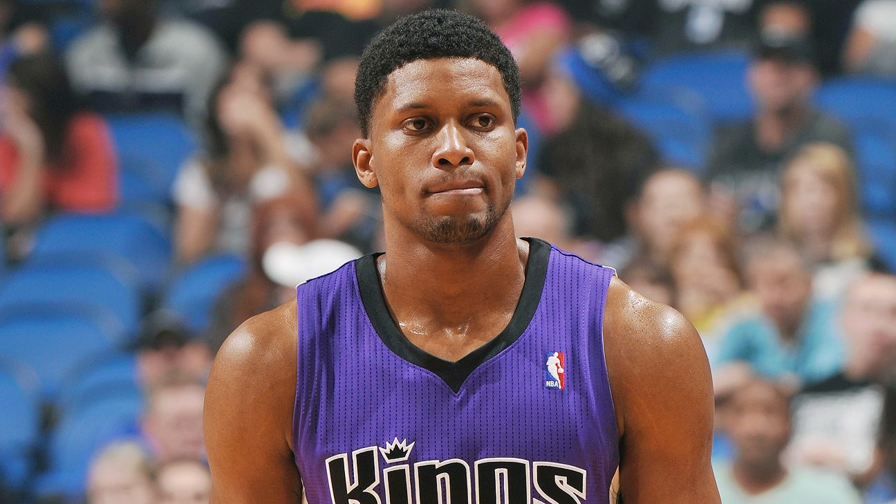 from Knox biography rudy gay