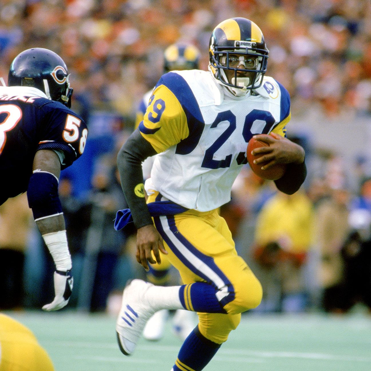 Eric Dickerson Says St Louis Rams Belong Back In Los