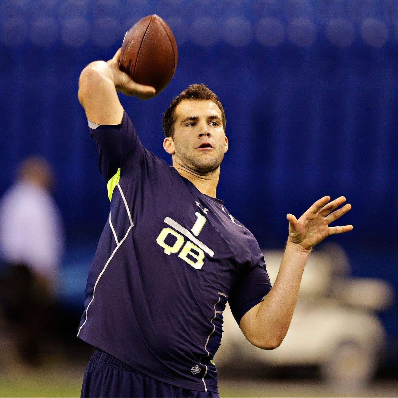 Blake Bortles poised for NFL success