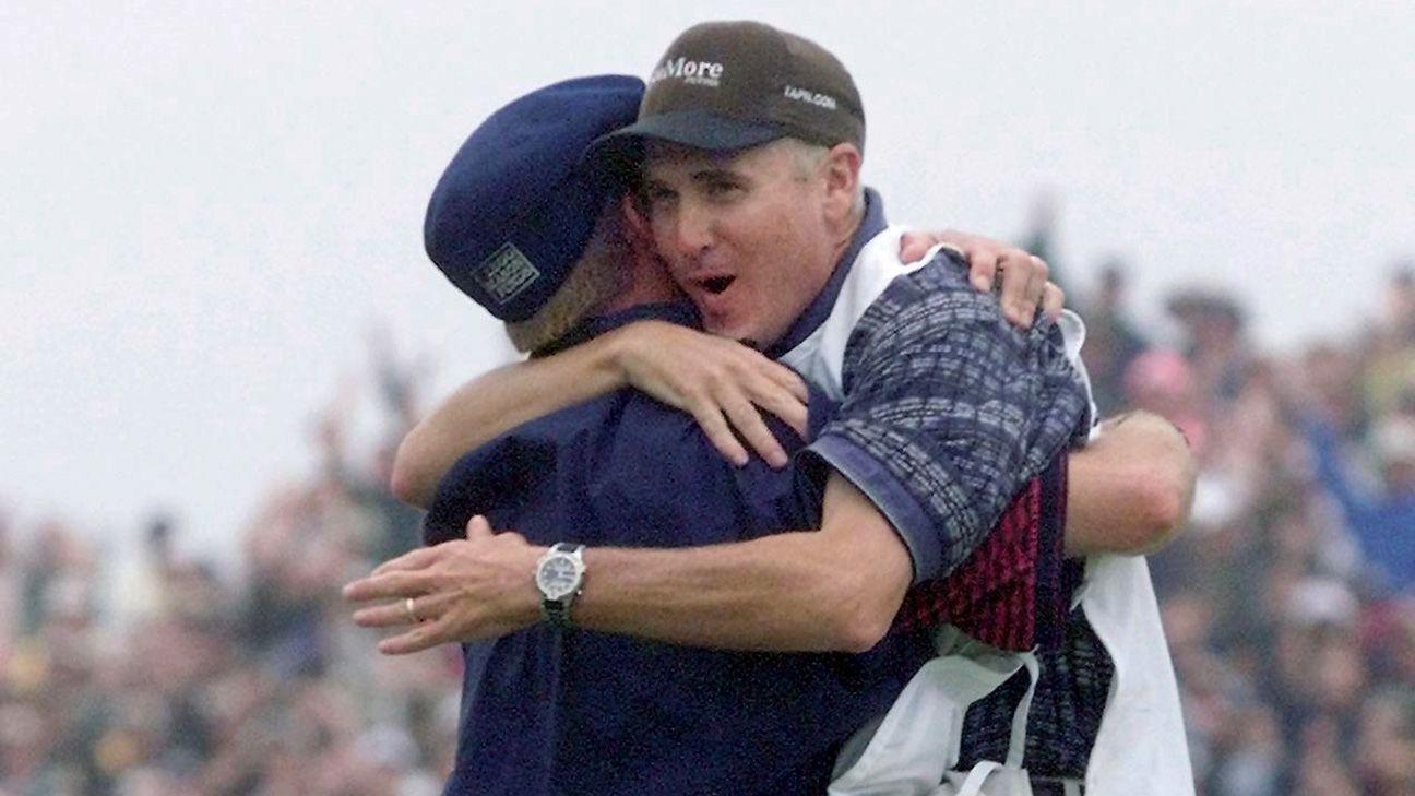 Payne Stewart S Caddie Reminisces About 1999 U S Open At