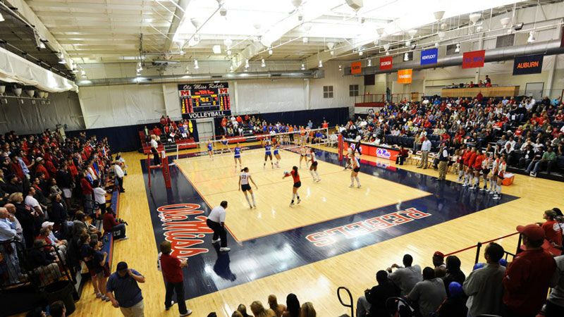 Ole Miss Tabs Steven Mcroberts To Lead Volleyball Program