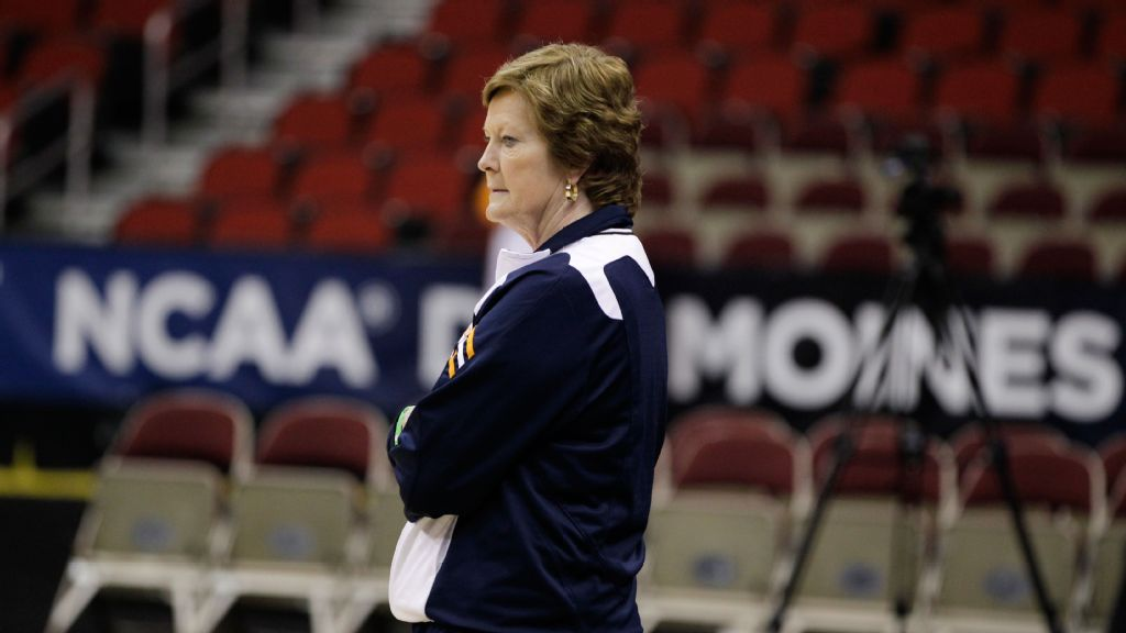 Commissioner Sankey statement on Pat Summitt