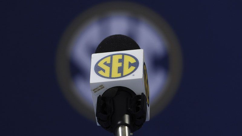 SEC announces schedule for 2018 SEC Media Days