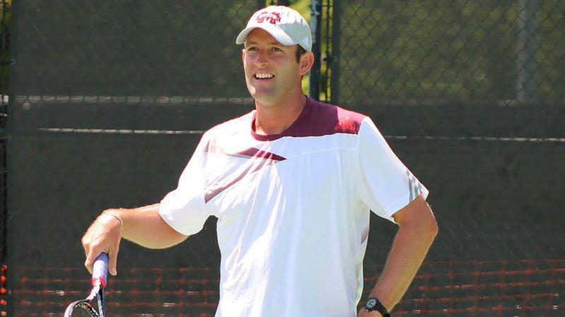 Roberts Named MSU Men's Tennis Coach