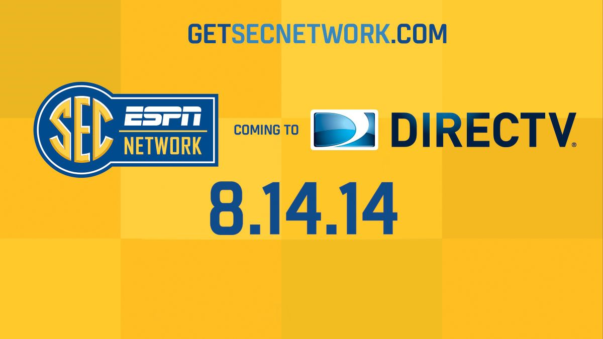 Directv To Carry Sec Network At Launch