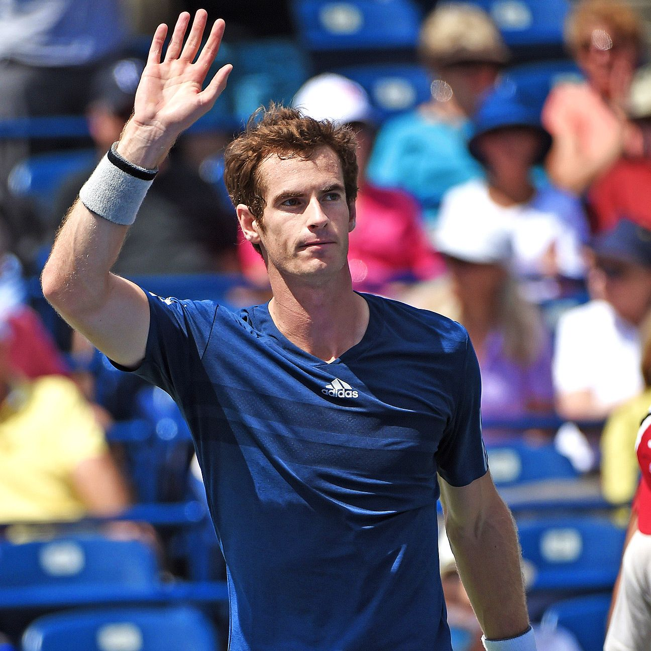 Andy Murray: Andy Murray Signs 4-year Clothing Deal With Under Armour