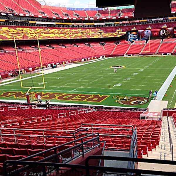 Redskins New Stadium: New England Patriots Blog