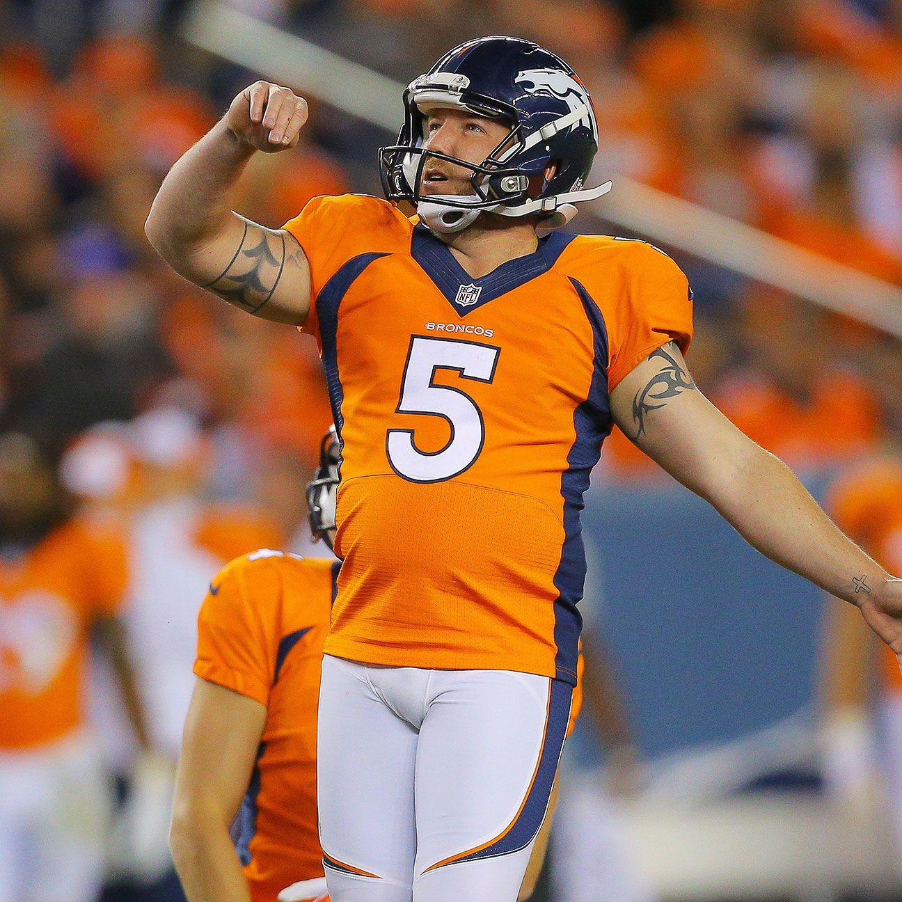 Denver Broncos Kicker Matt Prater Suspended Four Games For