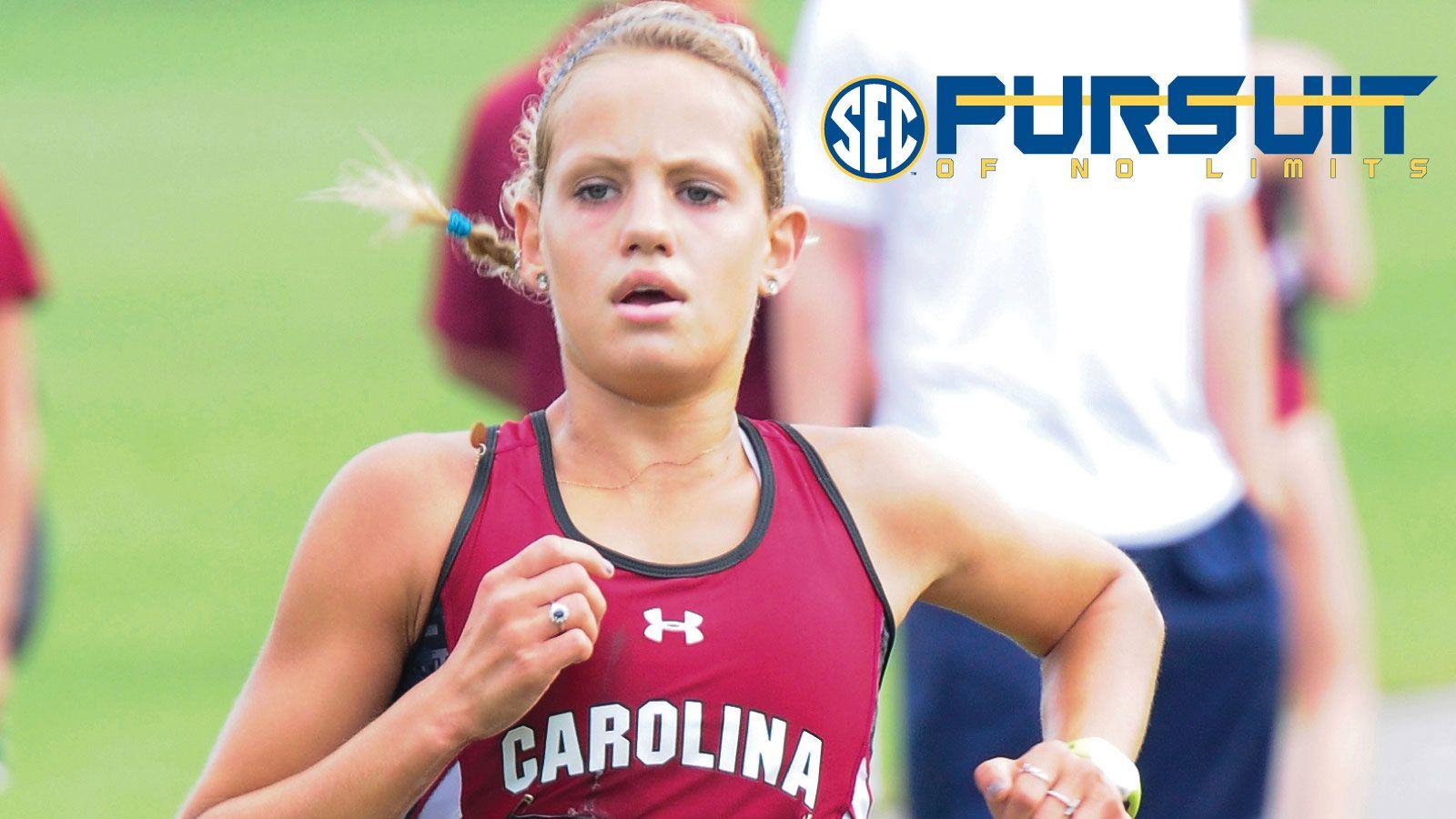 #SECPursuit: South Carolina's Mary Reiser