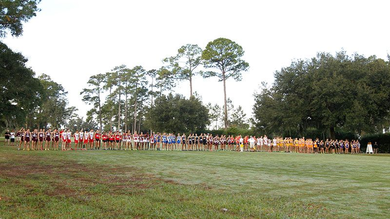Arkansas teams repeat as SEC cross country champions