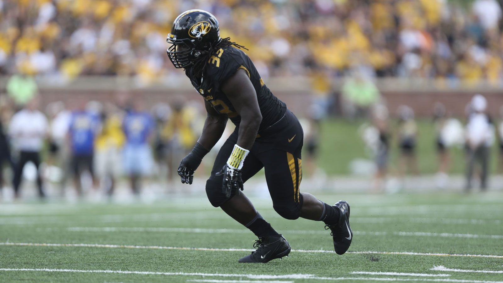 Mizzou's Golden named Defensive Player of the Week