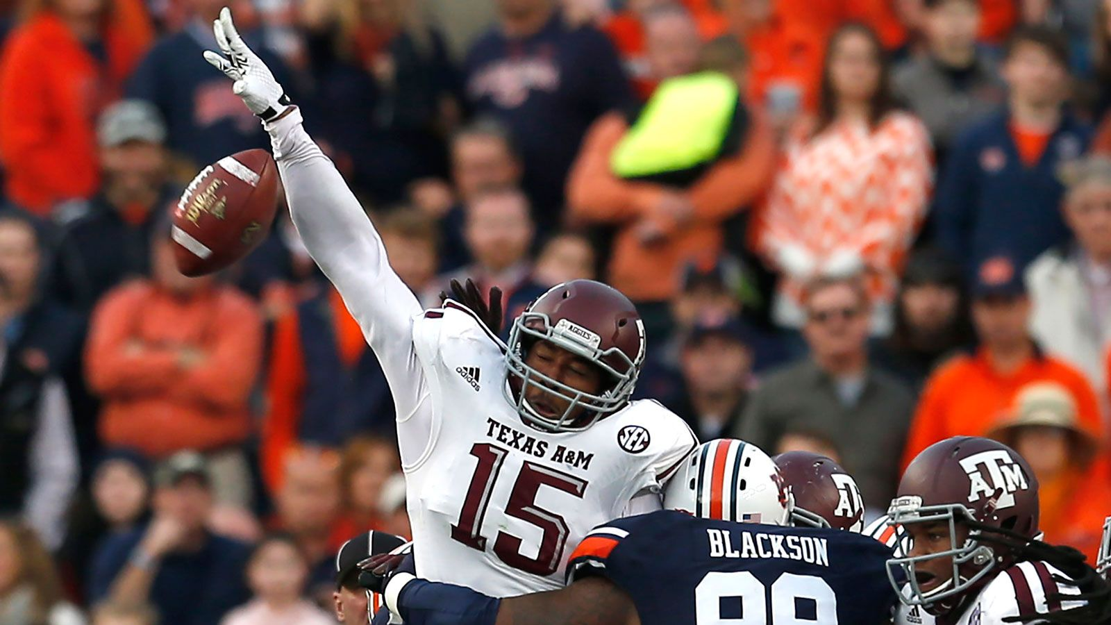 Myles Garrett's path to greatness off to strong start
