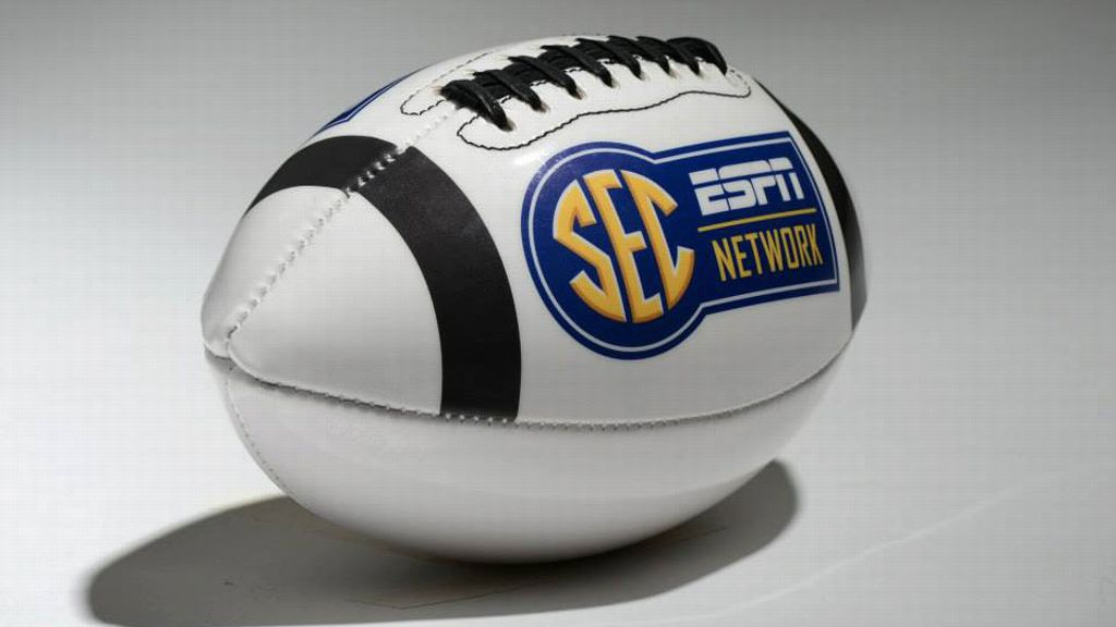 SEC Network football schedule announced through Week 3