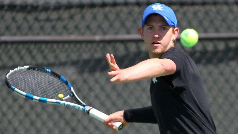 Uk Men S Tennis Topples Arkansas
