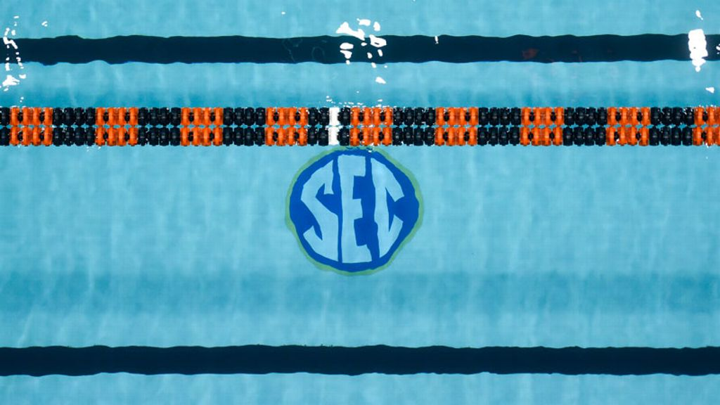 2016 SEC Swimming & Diving Awards