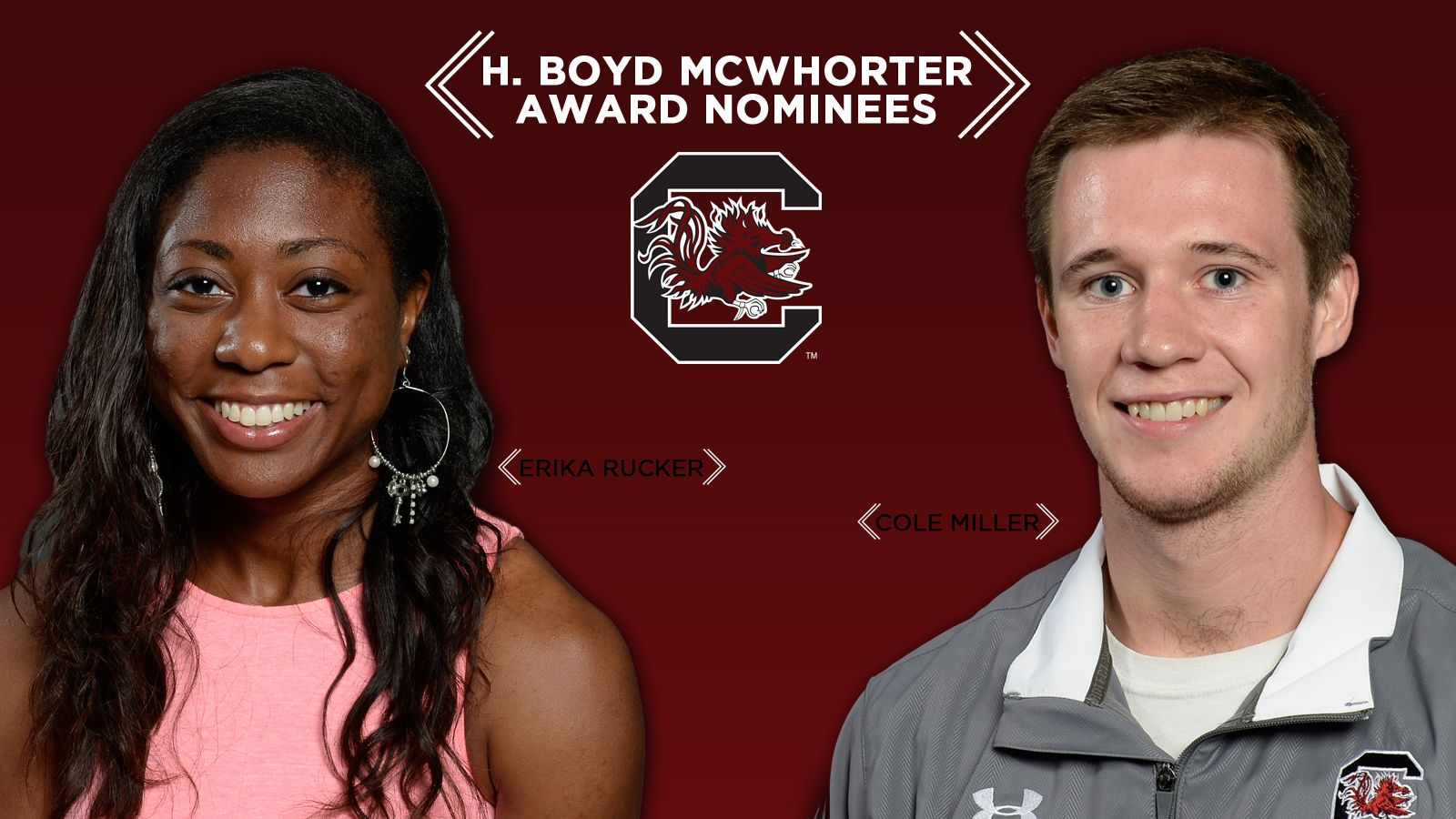 South Carolina McWhorter Award