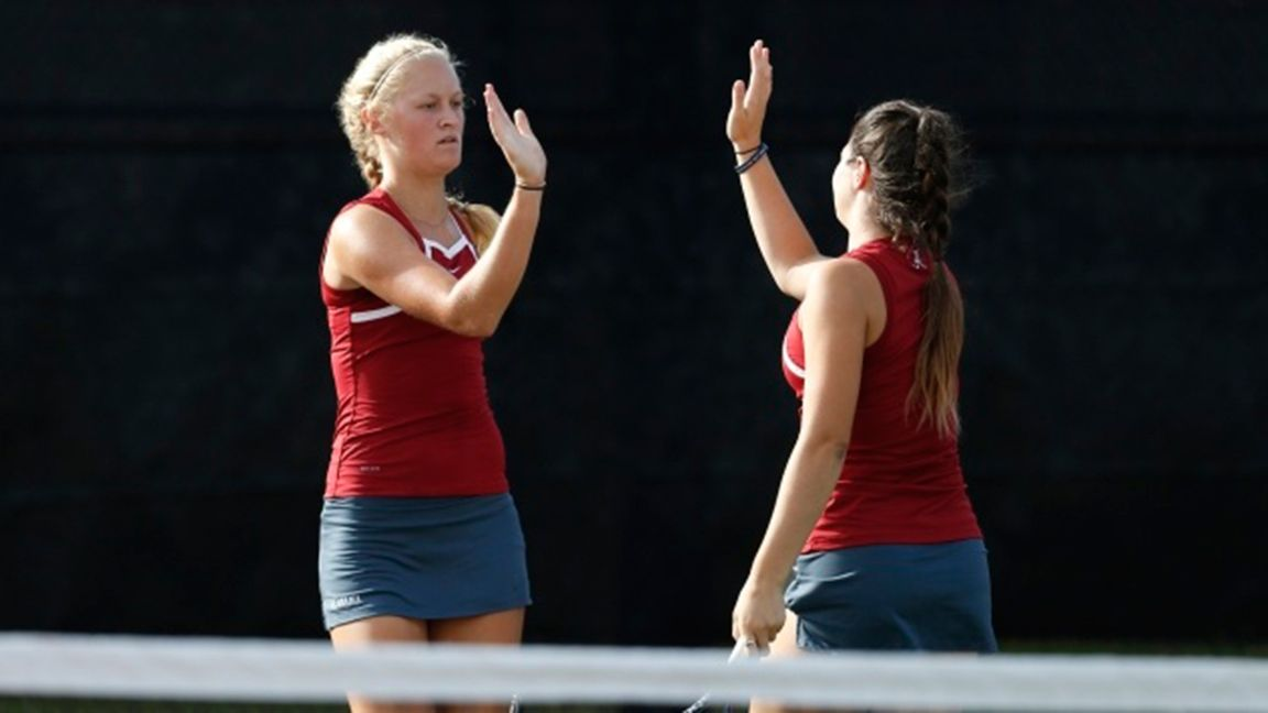 NCAA Women's Doubles Championship (Day 1)