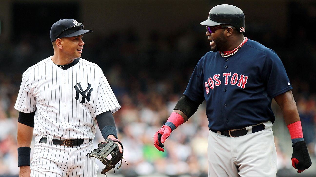 alex rodriguez david ortiz speak for first time in more
