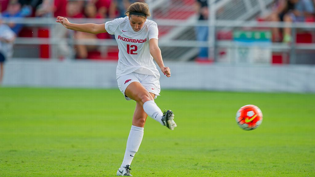 Arkansas outlasted by No. 6 Penn State