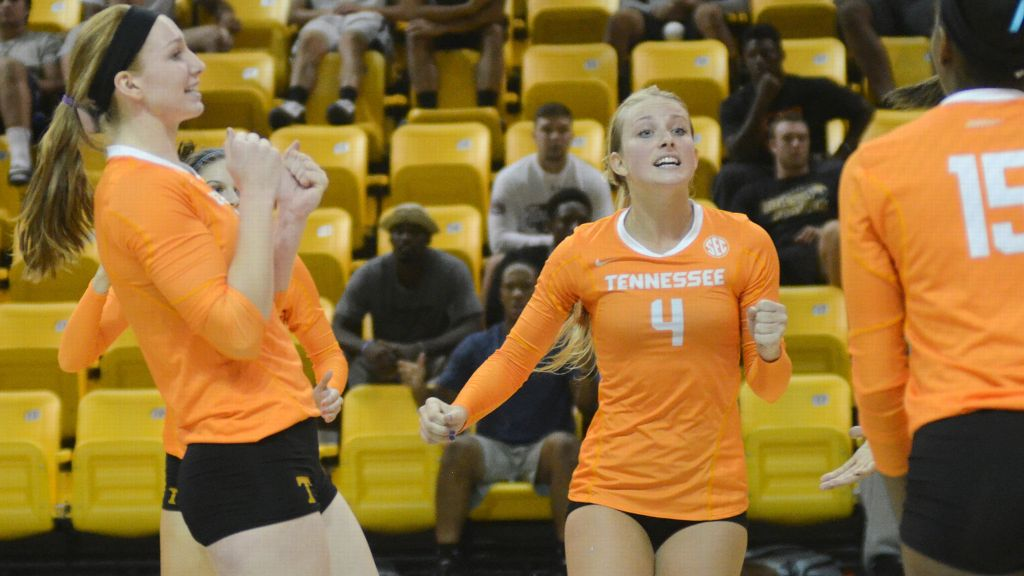 Tennessee beats Tennessee Tech 3-1