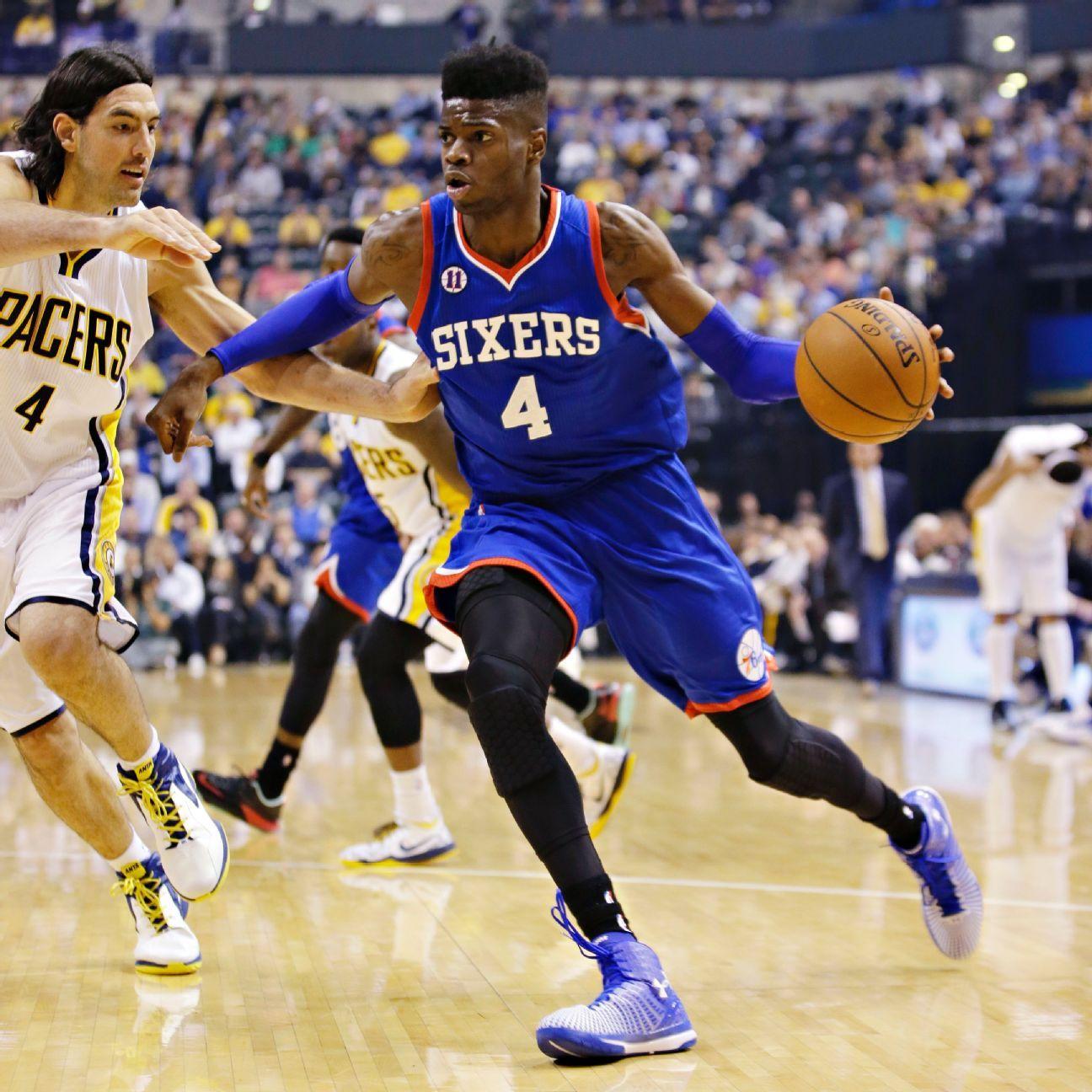 NBA: Philadelphia 76ers Player Profiles