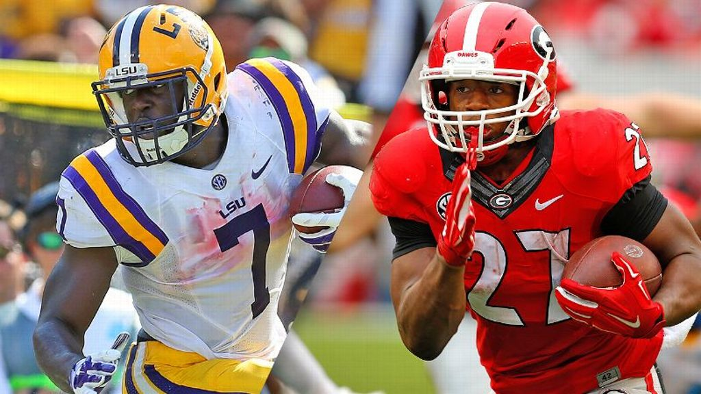 Seven SEC athletes named to Walter Camp watch list