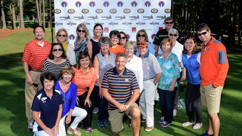 Bruce Pearl's Fore the Children Golf Clinic