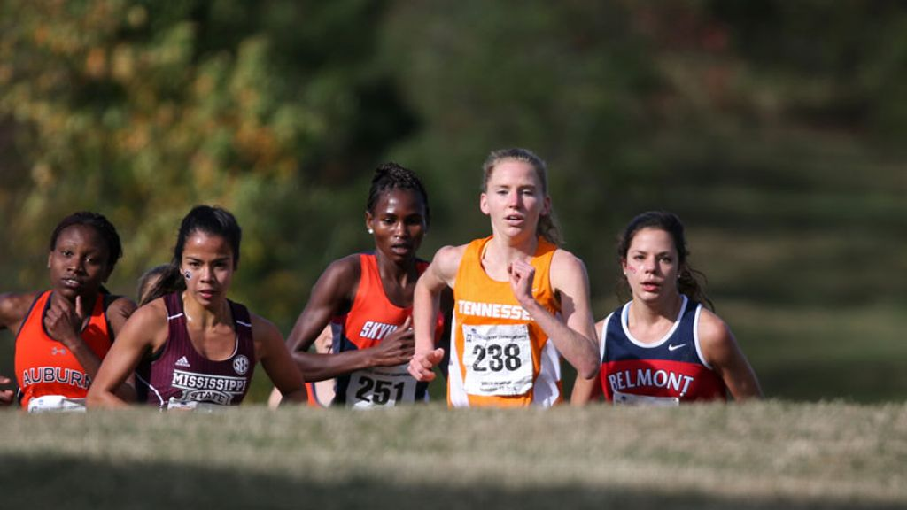 Six from SEC earn Cross Country national honors