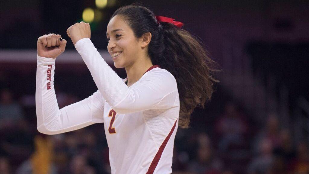 Samantha Bricio Volleyball Star OneNacion Blog ESPN