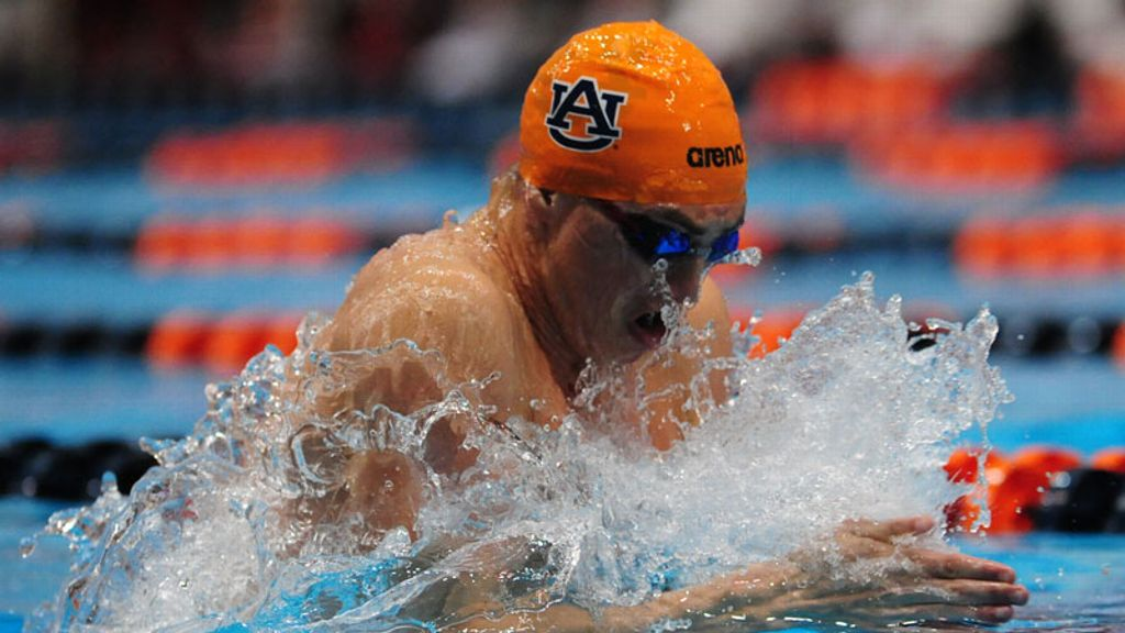 SEC announces swim & dive athletes of the week