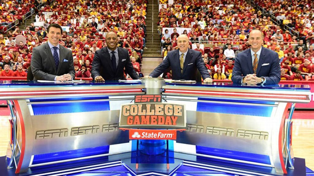College GameDay makes first visit to Texas A&M