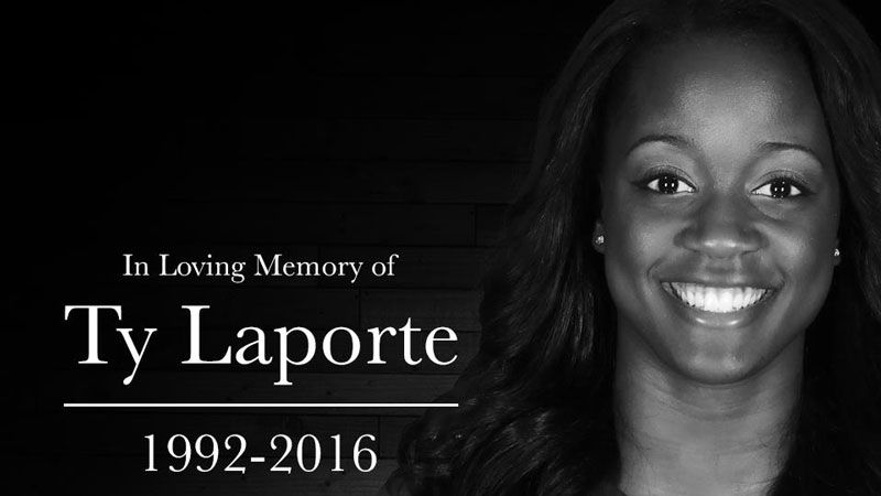 Ole Miss track/volleyball standout Ty Laporte dies