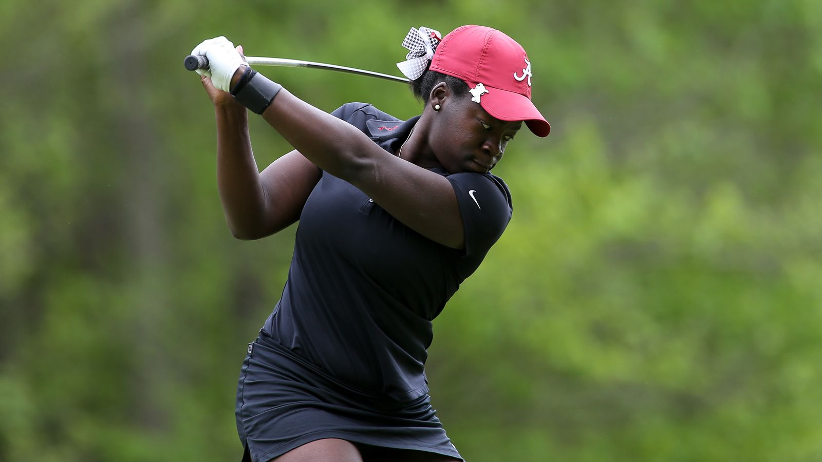 Alabama Leads After First Day Of Sec Women S Golf