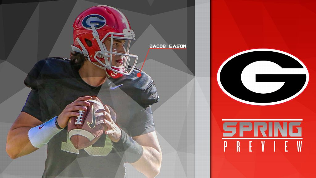 Georgia Football Spring Preview
