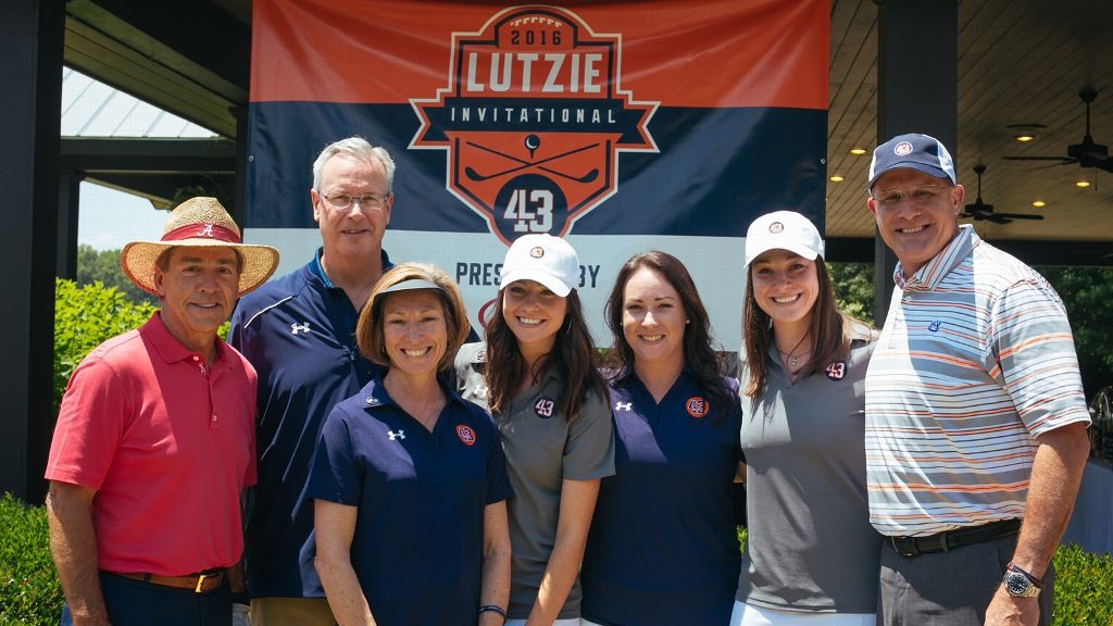 Saban and Malzahn participate in Lutzie 43 Invitational
