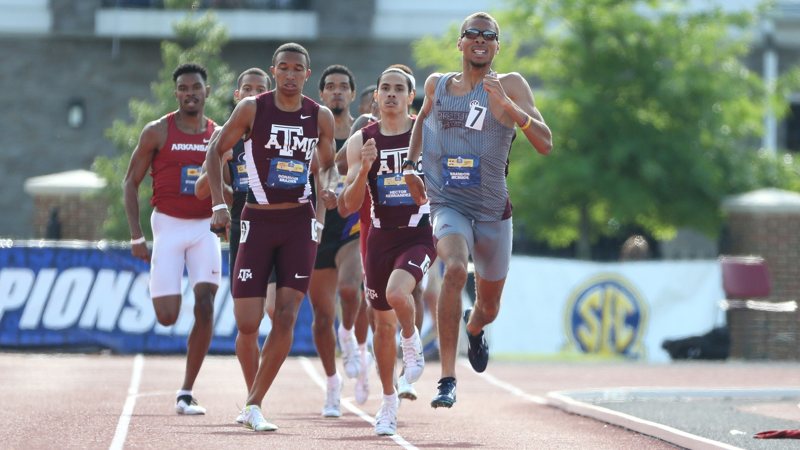 Track and Field teams set for NCAA Preliminary Rounds