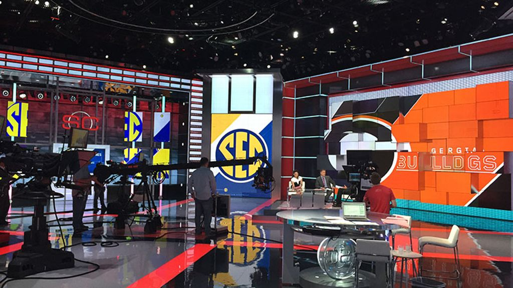 SEC coaches at ESPN's Car Wash