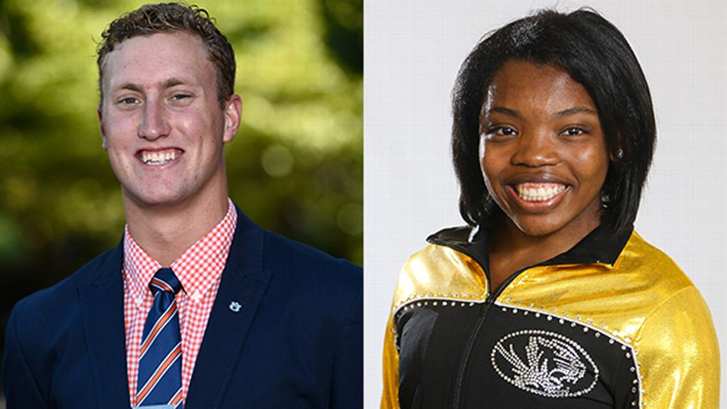 Schenk, Harris to represent SEC at NCAA Forum