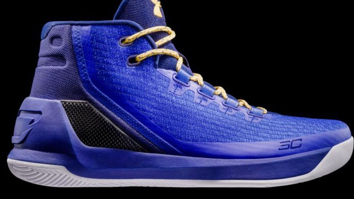 Under Armour unveils Dub Nation Heritage, latest shoe in ...