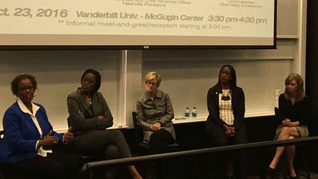 Vanderbilt hosts Women in Athletics forum