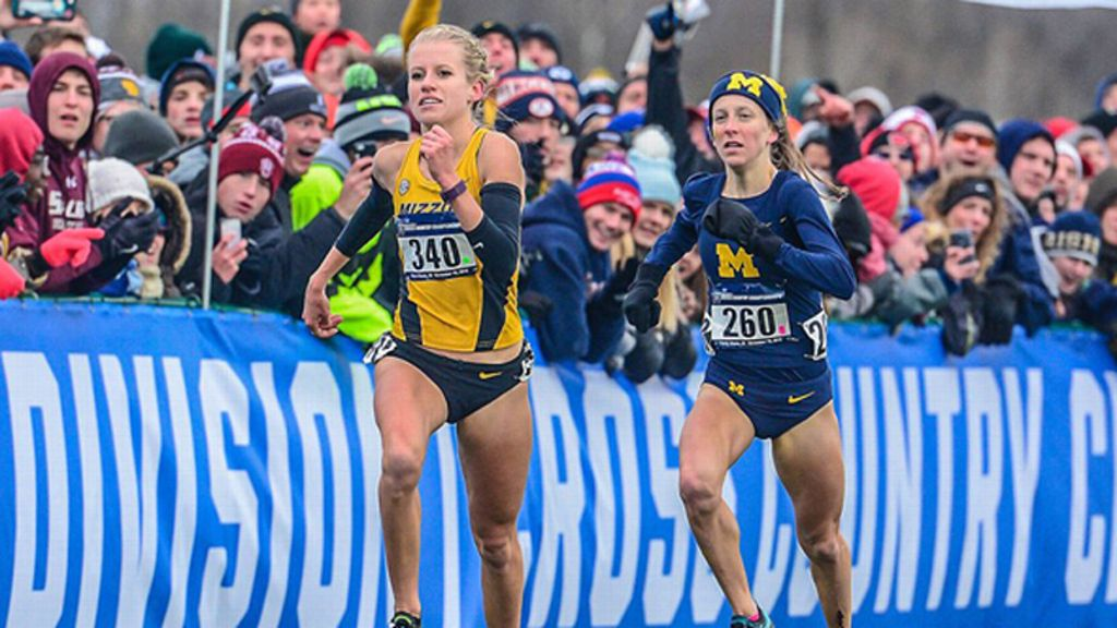 Schweizer named USTFCCCA National Athlete of the Year