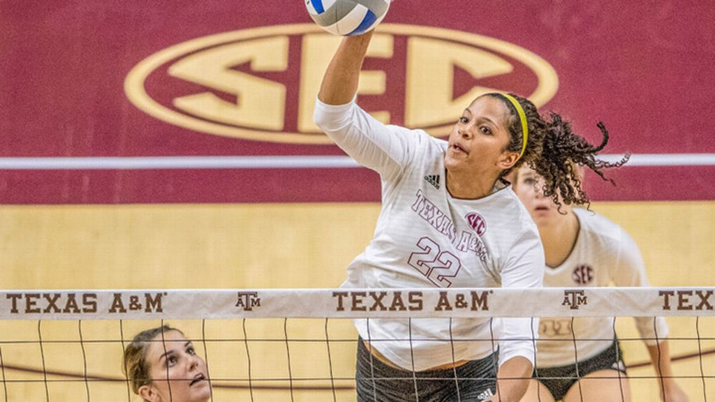 2016 SEC Volleyball Community Service Team announced