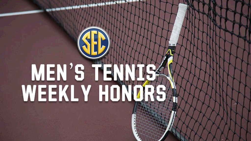 Week 8: Men's Tennis Weekly Honors