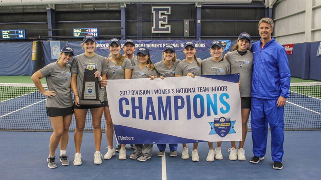 Florida women win ITA National Indoor Championship