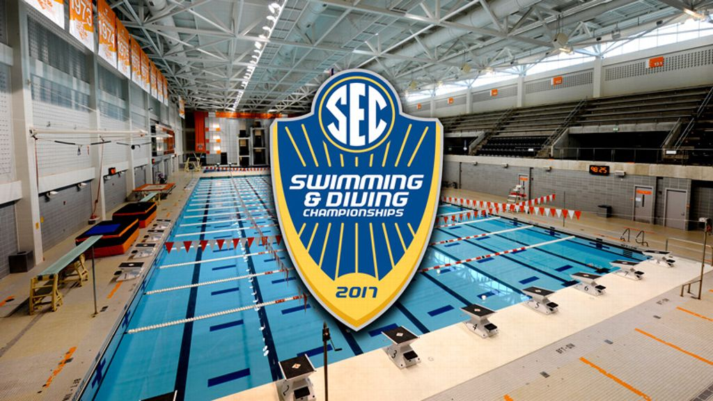 2017 SEC Swim & Dive Championship Preview