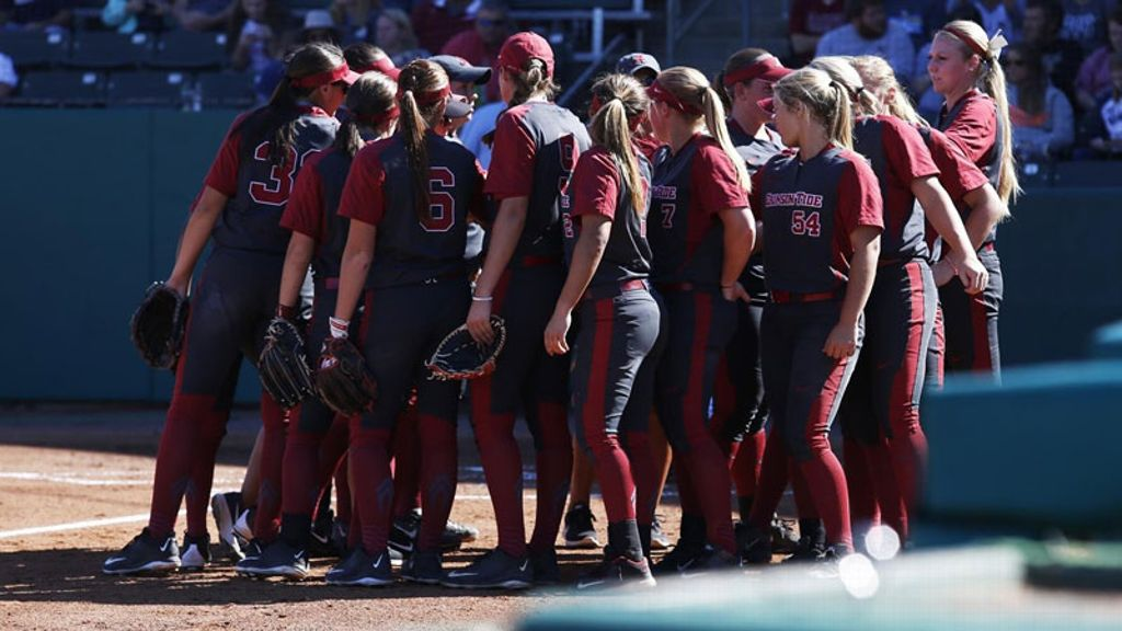 No. 4 Tide split doubleheader with No. 18 Ragin' Cajuns