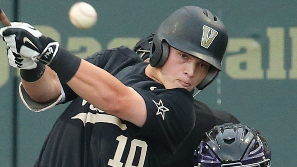No. 6 Vanderbilt claims series